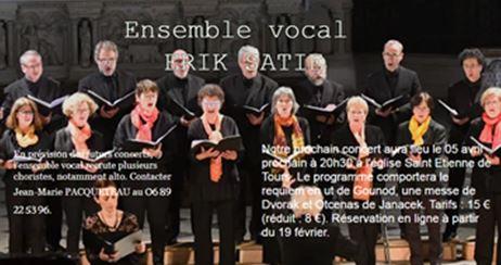 Ensemble Vocal Erik Satie