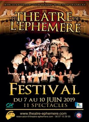Festival du Théâtre de l'Ephémère