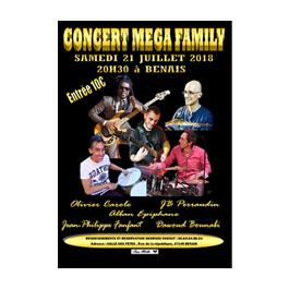 Concert Mega Family