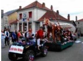 Comité des fêtes Champagne St Hilaire