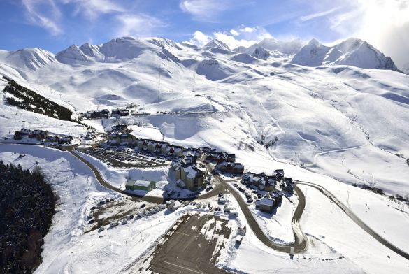Station de ski, Peyragudes
