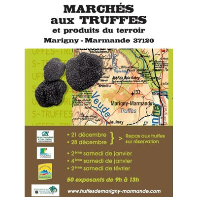 Truffes de Marigny
