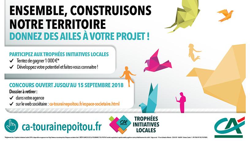 Trophée des initiatives locales 2018