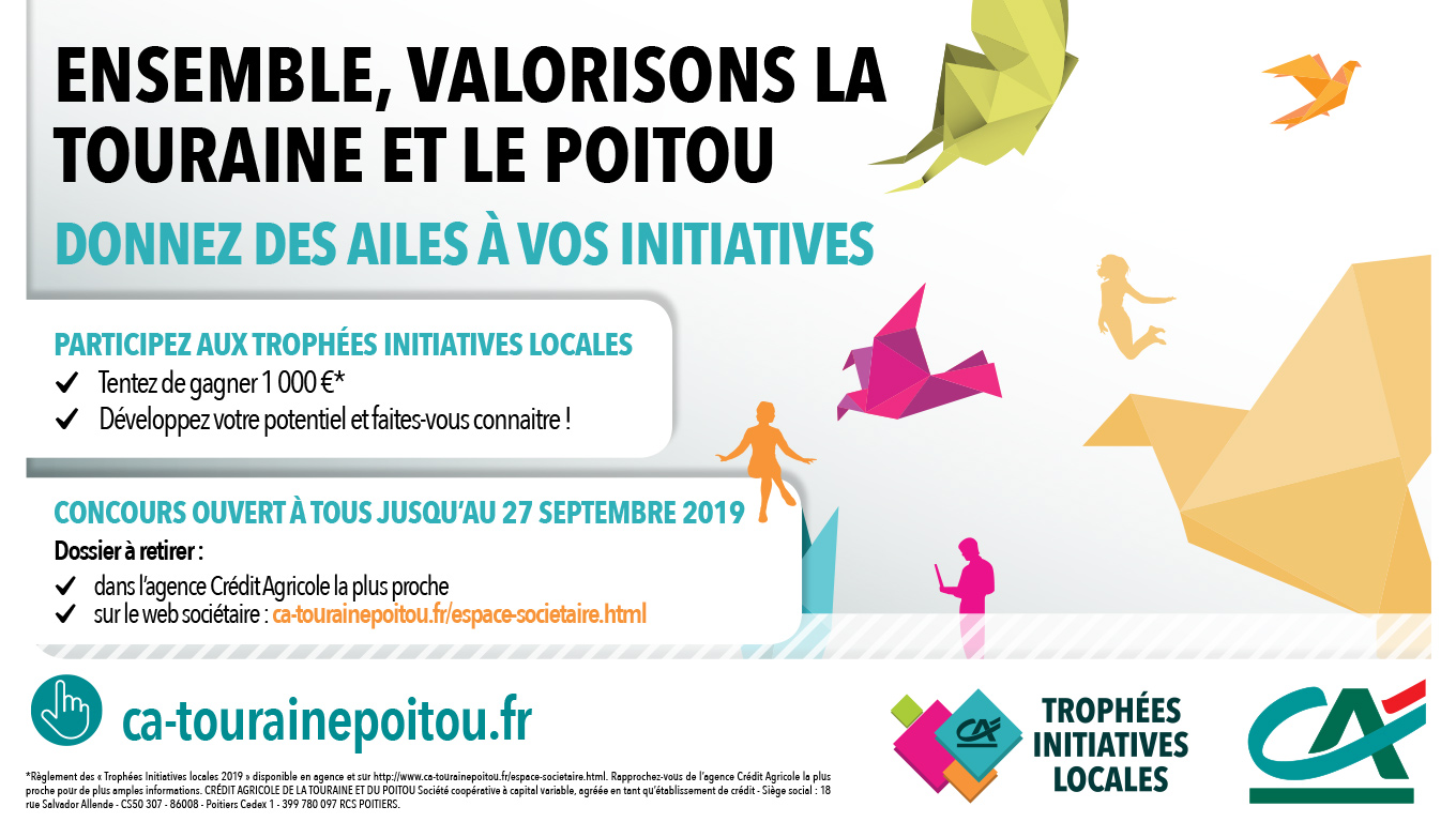 Trophée des initiatives locales 2019