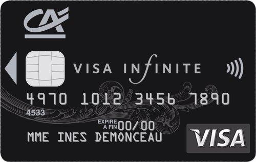Cr dit agricole touraine poitou carte visa infinite - Plafond de retrait carte visa banque populaire ...