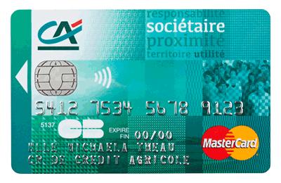 Crdit agricole touraine poitou mastercard socitaire - Plafond de retrait mastercard credit agricole ...